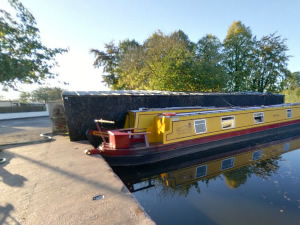 Canal boat hire from Gailey Wharf in Gailey in Staffordshire