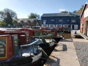Canal boat hire from Wrenbury Mill in Nantwich in Cheshire