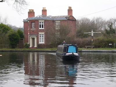 There are lots of routes you can travel on the canal system
